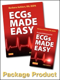 cover image - ECGs Made Easy - Elsevier eBook on VitalSource,5th Edition