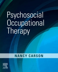 cover image - Psychosocial Occupational Therapy