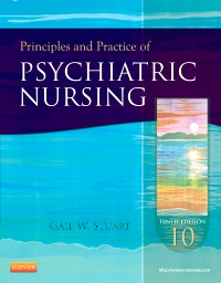cover image - Principles and Practice of Psychiatric Nursing,10th Edition