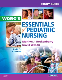 cover image - Study Guide for Wong's Essential of Pediatric Nursing - Elsevier eBook on VitalSource,8th Edition