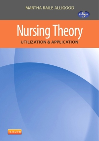 cover image - Nursing Theory,5th Edition