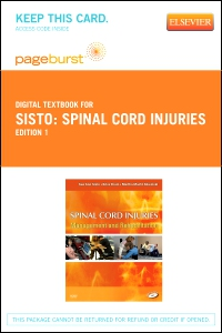 cover image - Spinal Cord Injuries - Elsevier eBook on VitalSource (Retail Access Card)
