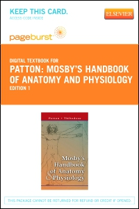 cover image - Mosby's Handbook of Anatomy and Physiology - Elsevier eBook on VitalSource (Retail Access Card)