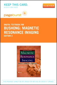 cover image - Magnetic Resonance Imaging - Elsevier eBook on VitalSource (Retail Access Card),3rd Edition