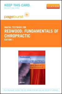 cover image - Fundamentals of Chiropractic - Elsevier eBook on VitalSource (Retail Access Card)