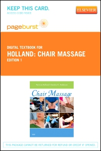 cover image - Chair Massage - Elsevier eBook on VitalSource (Retail Access Card)