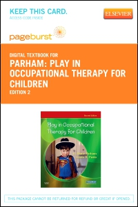 cover image - Play in Occupational Therapy for Children - Elsevier eBook on VitalSource (Retail Access Card),2nd Edition