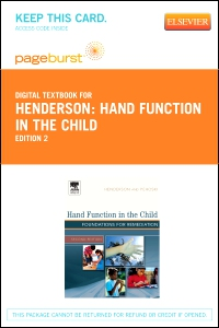 cover image - Hand Function in the Child - Elsevier eBook on VitalSource (Retail Access Card),2nd Edition