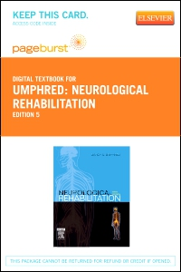 cover image - Neurological Rehabilitation - Elsevier eBook on VitalSource (Retail Access Card),5th Edition