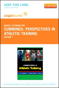cover image - Perspectives in Athletic Training - Elsevier eBook on VitalSource (Retail Access Card)
