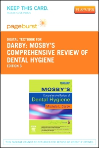 cover image - Mosby's Comprehensive Review of Dental Hygiene - Elsevier Digital Book (Retail Access Card),6th Edition