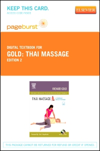 cover image - Thai Massage - Elsevier eBook on VitalSource (Retail Access Card),2nd Edition