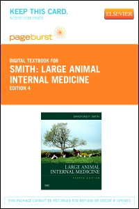cover image - Large Animal Internal Medicine - Elsevier eBook on VitalSource (Retail Access Card),4th Edition