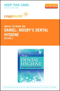 cover image - Mosby's Dental Hygiene - Elsevier eBook on VitalSource (Retail Access Card),2nd Edition