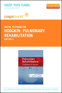 cover image - Pulmonary Rehabilitation - Elsevier eBook on VitalSource (Retail Access Card),4th Edition
