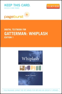 cover image - Whiplash - Elsevier eBook on VitalSource (Retail Access Card)