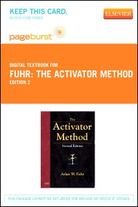 cover image - The Activator Method - Elsevier eBook on VitalSource (Retail Access Card),2nd Edition