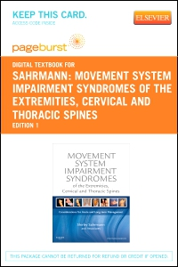 cover image - Movement System Impairment Syndromes of the Extremities, Cervical and Thoracic Spines - Elsevier eBook on VitalSource (Retail Access Card)