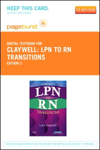 cover image - LPN to RN Transitions - Elsevier eBook on VitalSource (Retail Access Card),2nd Edition
