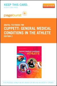 cover image - General Medical Conditions in the Athlete - Elsevier eBook on VitalSource (Retail Access Card),2nd Edition