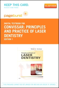cover image - Principles and Practice of Laser Dentistry - Elsevier eBook on VitalSource (Retail Access Card)