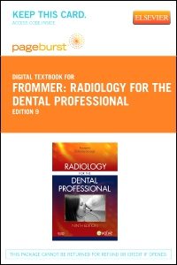 cover image - Radiology for the Dental Professional - Elsevier eBook on VitalSource (Retail Access Card),9th Edition