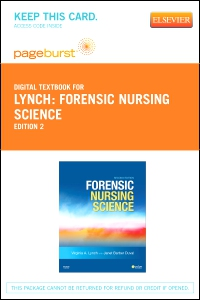 cover image - Forensic Nursing Science - Elsevier eBook on VitalSource (Retail Access Card),2nd Edition