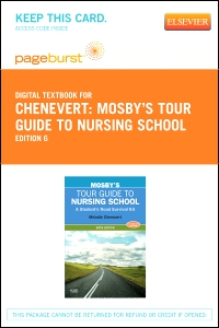cover image - Mosby's Tour Guide to Nursing School - Elsevier eBook on VitalSource (Retail Access Card),6th Edition