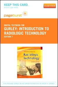 cover image - Introduction to Radiologic Technology - Elsevier eBook on VitalSource (Retail Access Card),7th Edition