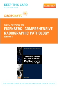 cover image - Comprehensive Radiographic Pathology - Elsevier eBook on VitalSource (Retail Access Card),5th Edition