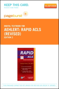 cover image - RAPID ACLS (Revised Reprint) - Elsevier eBook on VitalSource (Retail Access Card),2nd Edition
