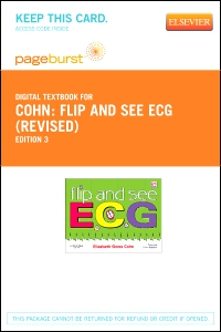 cover image - Flip and See ECG - Revised Reprint - Elsevier eBook on VitalSource (Retail Access Card),3rd Edition