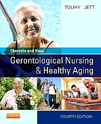 cover image - Ebersole & Hess' Gerontological Nursing & Healthy Aging - Elsevier eBook on VitalSource,4th Edition