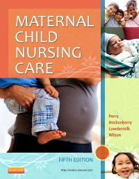 cover image - Evolve Resources for Maternal Child Nursing Care,5th Edition