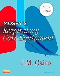 cover image - Mosby's Respiratory Care Equipment Elsevier eBook on VitalSource,9th Edition