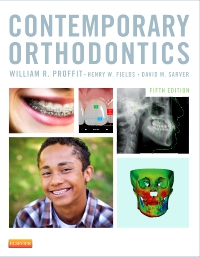 cover image - Contemporary Orthodontics - Elsevier eBook on VitalSource,5th Edition