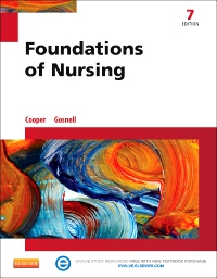 cover image - Foundations of Nursing,7th Edition