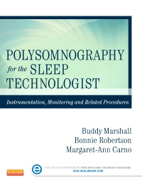 cover image - Evolve Resources for Polysomnography for Sleep Technologists