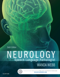 cover image - Neurology for the Speech-Language Pathologist - Elsevier eBook on VitalSource,6th Edition