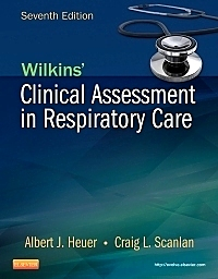 cover image - Wilkins' Clinical Assessment in Respiratory Care - Elsevier eBook on VitalSource,7th Edition