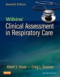 cover image - Evolve Resources for Wilkins' Clinical Assessment in Respiratory Care,7th Edition