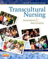 cover image - Transcultural Nursing - Elsevier eBook on VitalSource,6th Edition