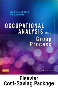 cover image - Occupational Analysis and Group Process - Elsevier eBook on VitalSource (Retail Access Card)