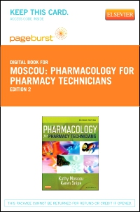 cover image - Pharmacology for Pharmacy Technicians - Elsevier eBook on VitalSource (Retail Access Card),2nd Edition