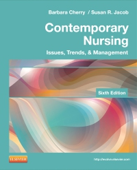 cover image - Contemporary Nursing - Elsevier eBook on VitalSource,6th Edition