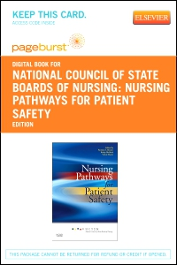 cover image - Nursing Pathways for Patient Safety - Elsevier eBook on VitalSource (Retail Access Card)