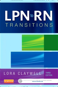 cover image - LPN to RN Transitions - Elsevier eBook on VitalSource,3rd Edition