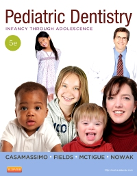 cover image - Pediatric Dentistry - Elsevier eBook on VitalSource,5th Edition