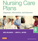 cover image - Evolve Resources for Nursing Care Plans,8th Edition