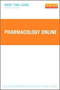 cover image - Pharmacology Online (Access Code)